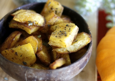 Ambercup Roasted Squash
