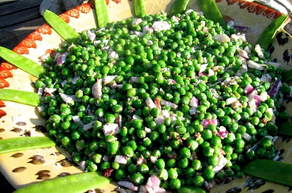 Broadway Pea Salad