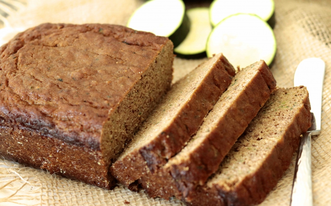Organic Zucchini Bread