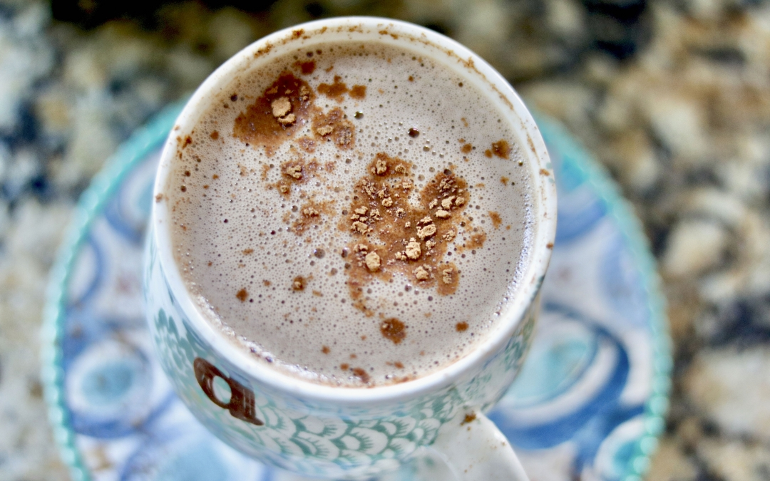 Dairy-Free Decadent Hot Chocolate