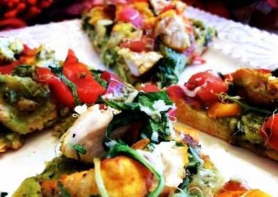 Gluten-Free Pizza Extravaganza