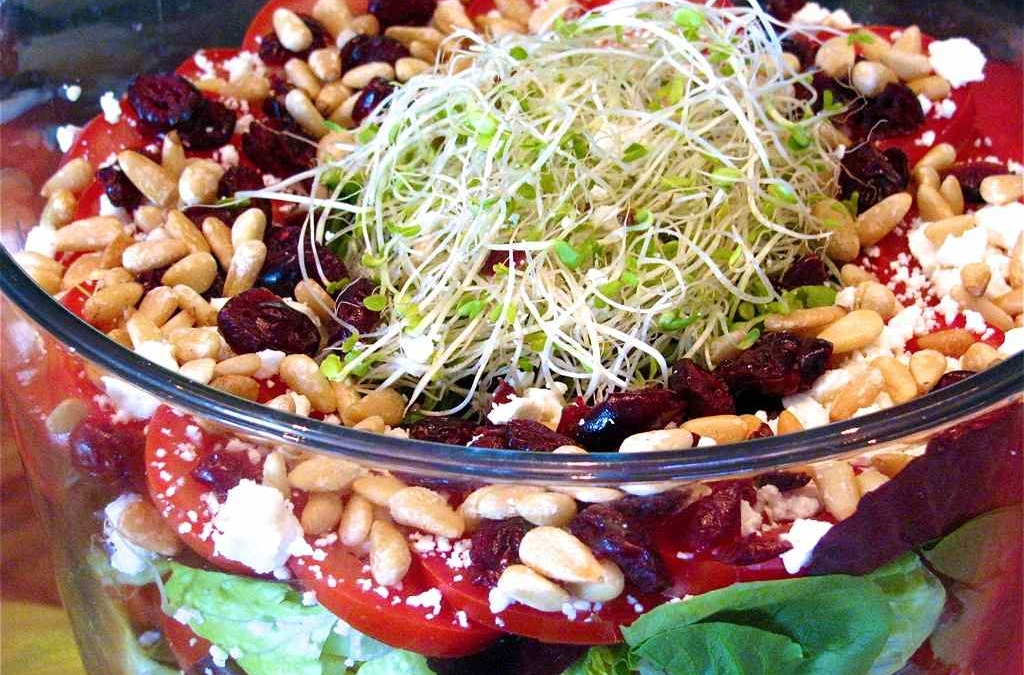 Sidney's Salad