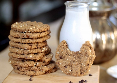 Simply Perfect Gluten-Free Chocolate Chip Cookie