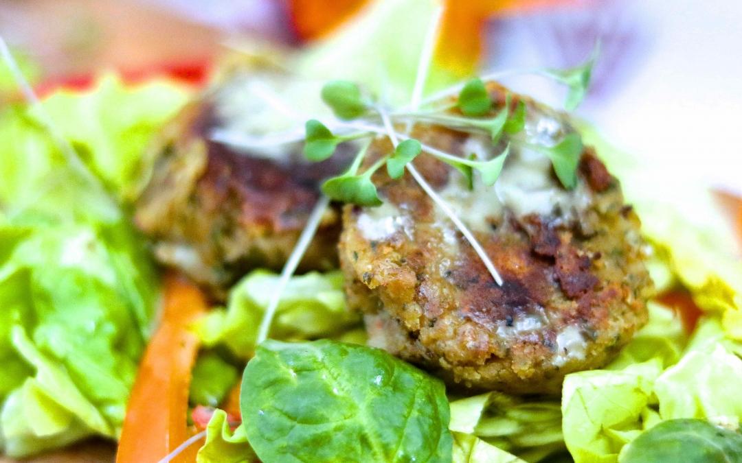 Falafel  Gluten-Free Vegan Bites
