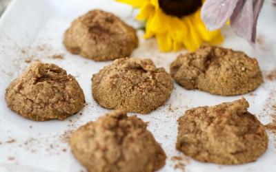 Cinnamon Leaky Gut/Candida Cookie