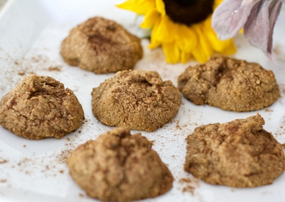 Cinnamon Leaky Gut/Candida Cookie